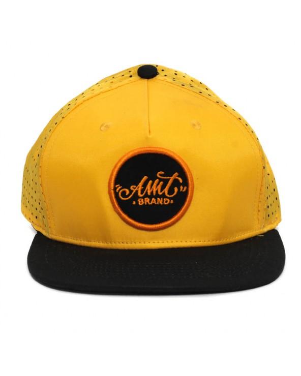 Gorra Amateur amarilla negra