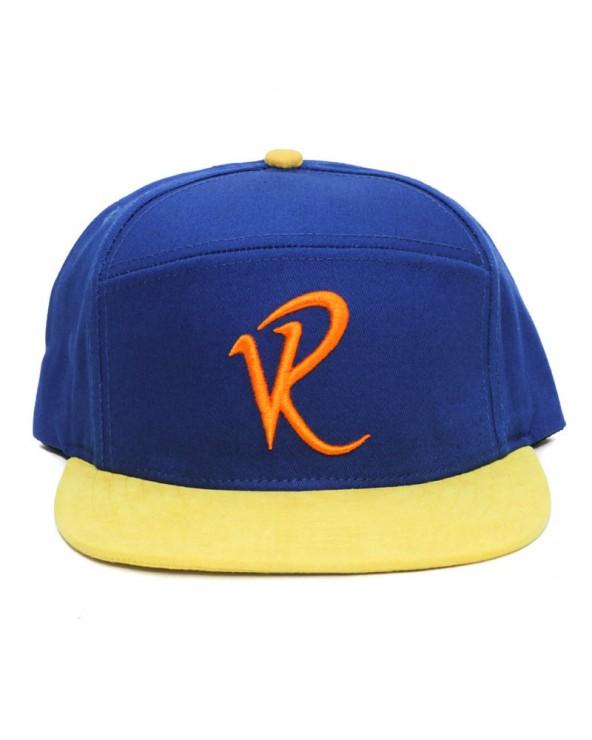 Gorra Amateur azul amarillo